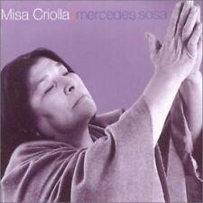 Mercedes Sosa Misa criolla (1999) [CD]