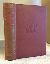 FOUR FACES OF SIVA - Story of a Vanished Race- Robert J. Casey 1929, INDIA