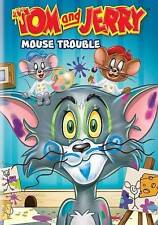 Tom and Jerry: Mouse Trouble (DVD, 2014, 2-Disc Set)