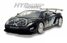 MOTORMAX 1:24 GT RACING LAMBORGHINI LP560-4 SUPER TROFEO DIECAST BLACK 73363