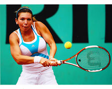 SIMONA HALEP ~ 8 x 10 photo - WOMENS TENNIS ~ Great picture for Autograph