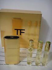 Tom Ford Noir Extreme 4 Pcs Gift Set Perfume Atomizer  New In Box New 2016