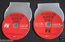 AMERICAN HORROR STORY: MURDER HOUSE—2011 PROMO 2-DVD SET