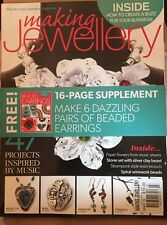 Making Jewellery Free Supplement Music Projects UK Mar 2015 FREE SHIPPING!