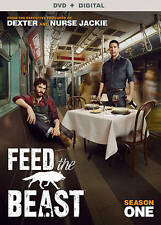 Feed The Beast: Season 1 (DVD, 2016) Brand New Ships Worldwide