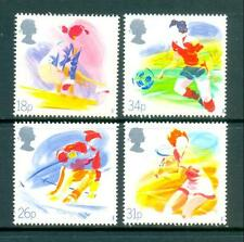 GB 1988 Sports Organisations set. MNH Mint. One postage for multiple buys
