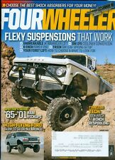 2015 Four Wheeler Magazine: Flexy Suspensions that Work/Winch Respooling