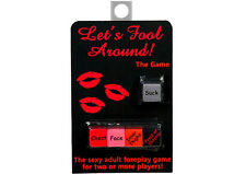 Lets Fool Around | Sexy Adult Foreplay  Dice Game forTwo or More Players!