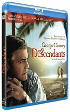 "BLU-RAY ""THE DESCENDANTS"", D'ALEXANDER PAYNE AVEC GEORGE CLOONEY"