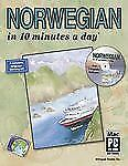 10 Minutes a Day: Norwegian by Kristine K. Kershul (2007, CD / Paperback)