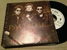 """PSYCHEDELIC FURS - SPANISH 7"""" SINGLE SPAIN ONE SIDED PRETTY IN PINK"""