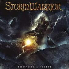 "Stormwarrior ""Thunder & Steele"" Gatefold LP [GERMAN VIKING POWER SPEED METAL]"