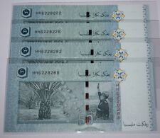 (PL) RM 50 HH 6228228 UNC 1 PIECE NICE, FANCY & LUCKY NUMBER NOTE