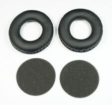 PU Leather Cushion 10cm Pads for AKG K240 k241 k242 Denon D2000  D5000  D7000