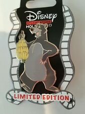 DISNEY DSF GSF SODA FOUNTAIN BALOO JUNGLE BOOK NATURE BEARS LE 400 PIN