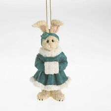 Boyds Bears Emily Resin Holiday Ornament 4034172