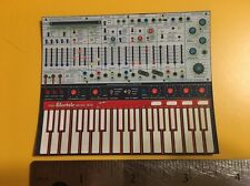 Buchla Music Easel / Music Box Synthesizer Refrigerator Magnet