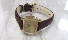 Vintage Tissot Sari Women's Wristwatch with Genuine Leather Band ~ 20-G9452