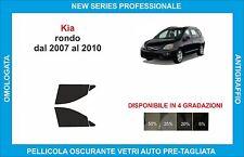 pellicole oscuranti vetri kia rondo dal 2007-2010 kit anteriore