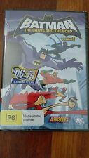 Batman the brave and the bold Vol 1 DVD