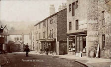 Bacup. Yoprkshire Street by Priestley, Stationer, Bacup.