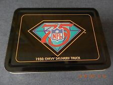 ERTL 1930 CHEVY DELIVERY TRUCK, NFL LIMITED EDITION SERIES 1:43 NEW IN TIN BOX