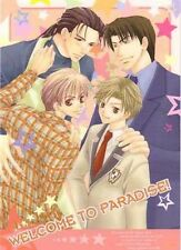 Welcome to Paradise Yaoi BL Pencil Board Shitajiki Anime Licensed NEW