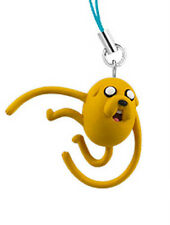 Adventure Time Jake 3D Mascot Phone Strap Licensed NEW