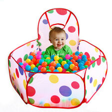 Kids Baby Ball Pit Indoor Outdoor Baby Play Tent Child Toy Ocean Balls Pool Toys
