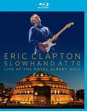 ERIC CLAPTON - SLOWHAND AT 70 - NEW BLU-RAY