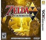 The Legend of Zelda: A Link Between Worlds Nintendo 3DS Brand New Factory Sealed