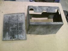 2000 Hyundai Sonata battery cover tray