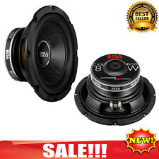 "BOSS Subwoofer Car Auto Audio 10"" 800 Watt Single Voice Coil Sound Bass Speaker"