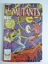 Marvel - The New Mutants August 1988 No. 66