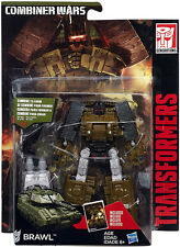 TRANSFORMERS GENERATIONS COMBINER WARS DELUXE CLASS BRAWL FIGURE