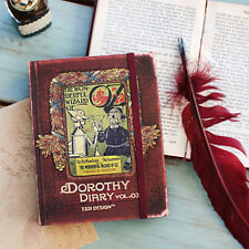 7321 Un-dated Journal Weekly Day Daily Planner Organizer_OZ Dorothy Diary Vol.3