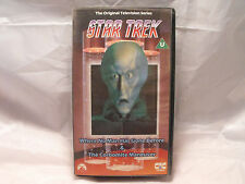 STAR TREK ORIGINAL SERIES ON VIDEO EPISODES 2 & 3