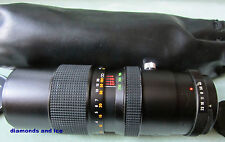 Bushnell/Bausch & Lomb Auto Zoom 90-230mm F4.5 Lens Screw Mount NO. 7603293