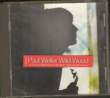 PAUL WELLER Wild Wood CD 16 track 1994