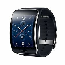 Samsung Galaxy Gear S SM-R750 Curved AMOLED Unlocked GSM Global Smartwatch