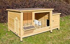 Cage pour lapin de XXL Plus 81700 extérieur petits animaux Stable Bunny