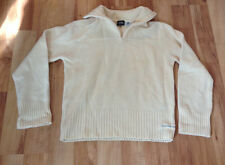 Mens M Medium G-Star Raw Pure New Wool Sweater