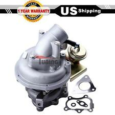 for Nissan Navara Truck D22 3.0L ZD30 HT12-19B HT12-19D Turbo Turbocharger TPM