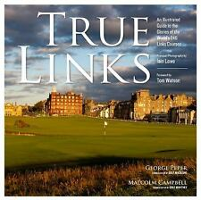 True Links, Peper, George, Campbell, Malcolm, Good Condition, Book