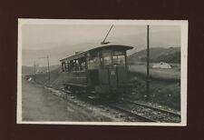 Wales Caernarfonshire LLANDUDNO Great Orme tram #6 953 photo by R B Parr