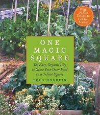 Organic Gardening Vegetables Fruits Herbs Family Recipes Square Yard Garden