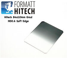 Hitech 85 Neutral Density Grad ND0.6 Soft Edge Filter. Brand New