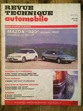 Revue Technique Automobile MAZDA 323 depuis 1989 essence et diesel