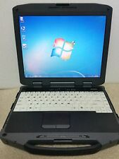 ITRONIX GD8000 1.86GHZ TOUGHBOOK LAPTOP 128GB SSD RUGGED GENERAL DYNAMICS TOUCH