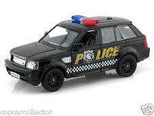 RMZ 1/36 Land Rover Range Rover Police SUV